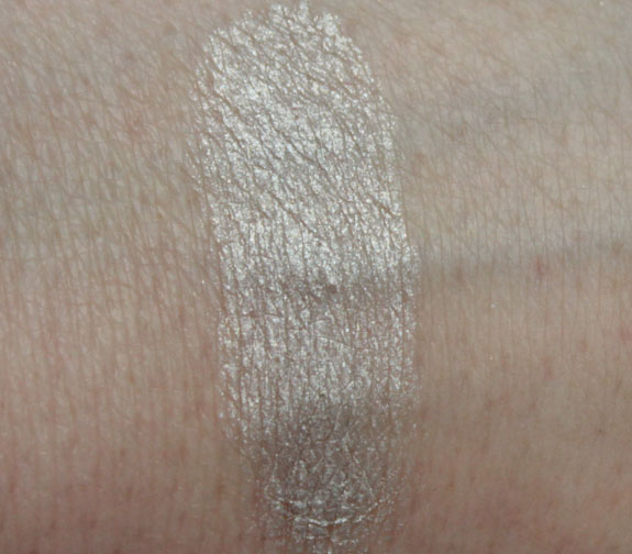 Smashbox Limitless Cream Shadow in Sterling Swatch