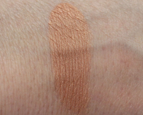 Tarte Amazon Bronze Swatch