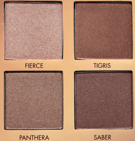 LORAC Wild For TANtalizer Eye Shadow Palette 2