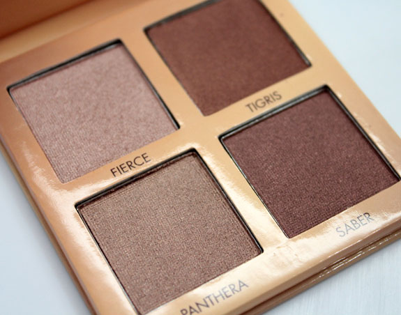 LORAC Wild For TANtalizer Eye Shadow Palette