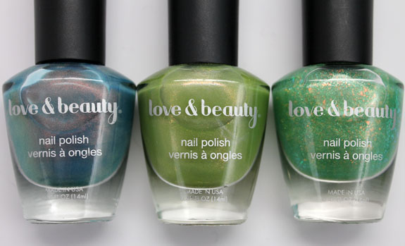 Love Beauty Nail Polish 2 Love & Beauty Nail Polish Swatches, Photos & Review