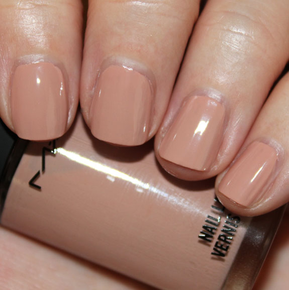 MAC Casual Colour Nail Lacquer Style Tip