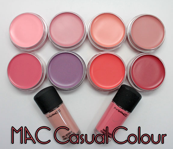 MAC Casual Colour