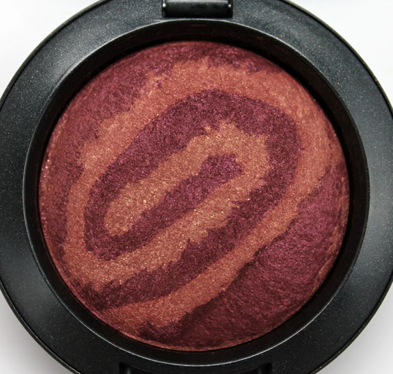 MAC Heavenly Creature Stratus Mineralize Blush MAC Heavenly Creature Collection Swatches, Photos & Review