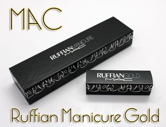 MAC Ruffian Gold
