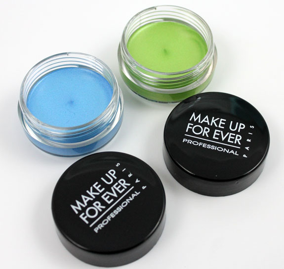 Make Up For Ever Aqua Cream in 23 and 25