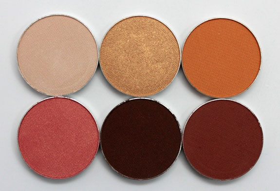 Makeup Geek Eyeshadows 3