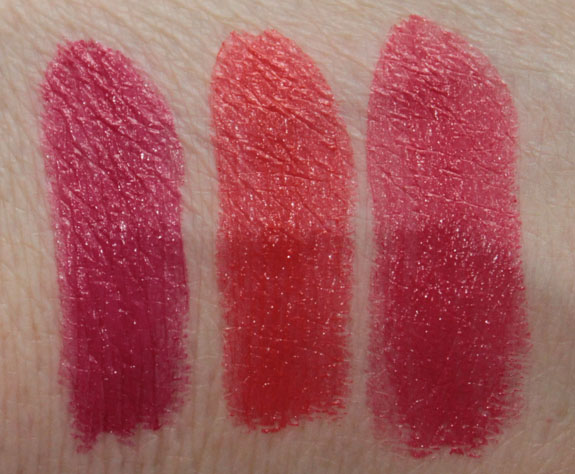 Makeup Geek Lipstick Swatches