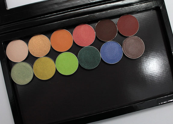 Makeup Geek and Z Palette 2