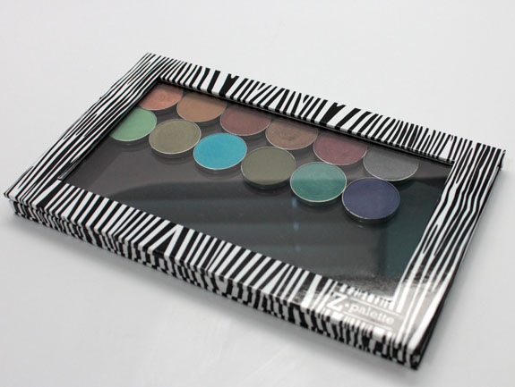 Makeup Geek and Z Palette 3
