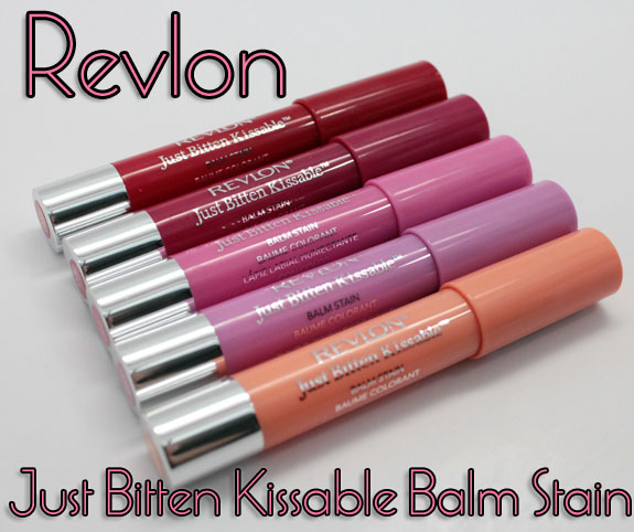 Revlon Just Bitten Kissable Revlon Just Bitten Kissable Balm Stain Swatches, Photos & Review
