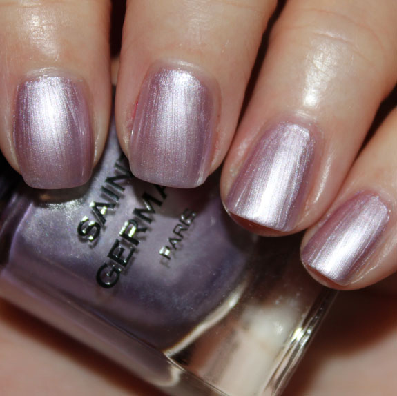 Saint Germain Purple Silver