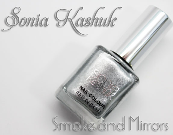 Sonia Kashuk Smoke and Mirrors Nail Colour