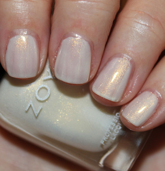 Zoya Gaia and Bekka Nail Lacquer Swatches  amp  ReviewZoya Snow White