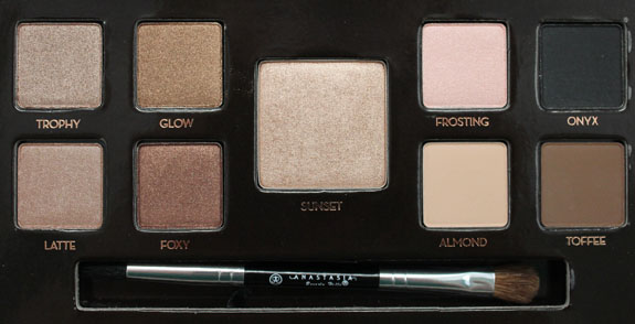 Anastasia She Wears It Well Eye Shadow Palette 3