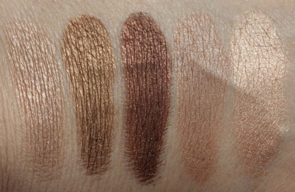 Anastasia She Wears It Well Eye Shadow Palette Swatches