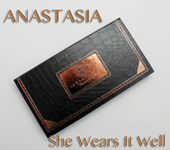 Anastasia She Wears It Well Eye Shadow Palette