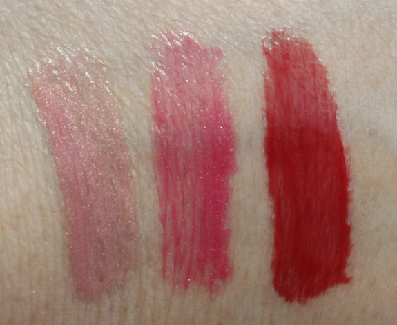 Buxom Full-Boded Lip Gloss for Summer 2012 Swatches & Review | Vampy ...