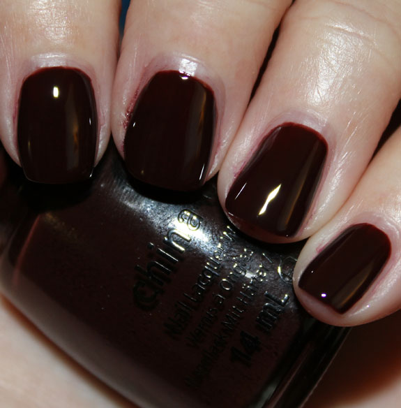 China Glaze Call Of The Wild