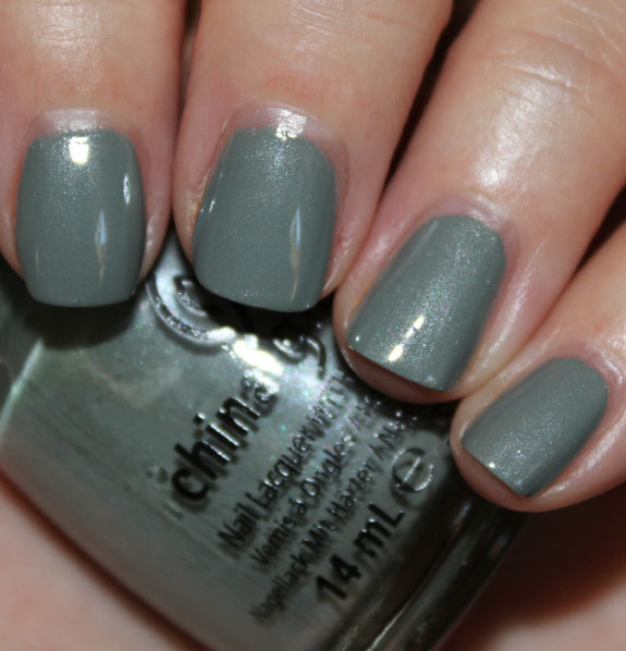 China Glaze Elephant Walk China Glaze On Safari Collection for Fall 2012 Swatches & Review