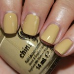 China Glaze Kalahari Kiss 150x150 China Glaze On Safari Collection for Fall 2012 Swatches & Review