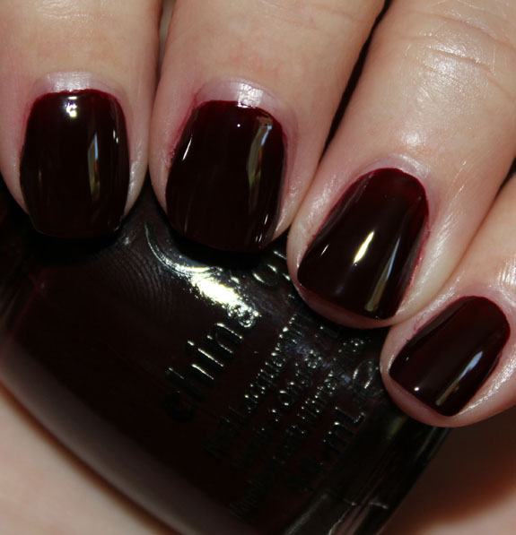 China Glaze Pray Tell China Glaze On Safari Collection for Fall 2012 Swatches & Review
