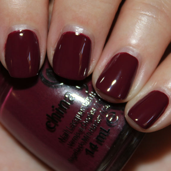 China Glaze Purr fect Plum1 China Glaze On Safari Collection for Fall 2012 Swatches & Review