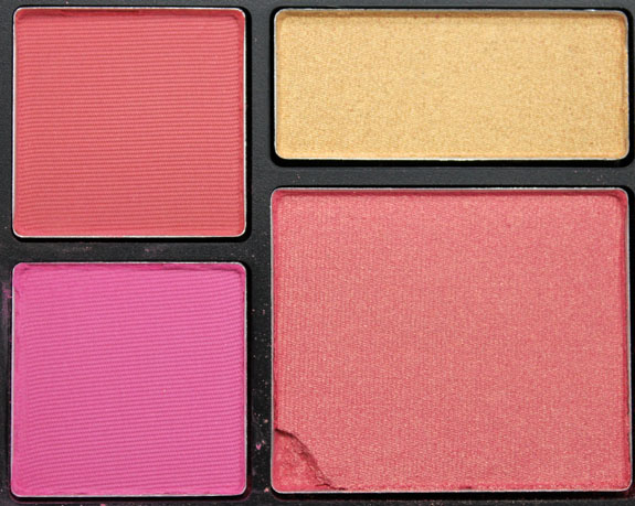 NARS Foreplay Palette 4