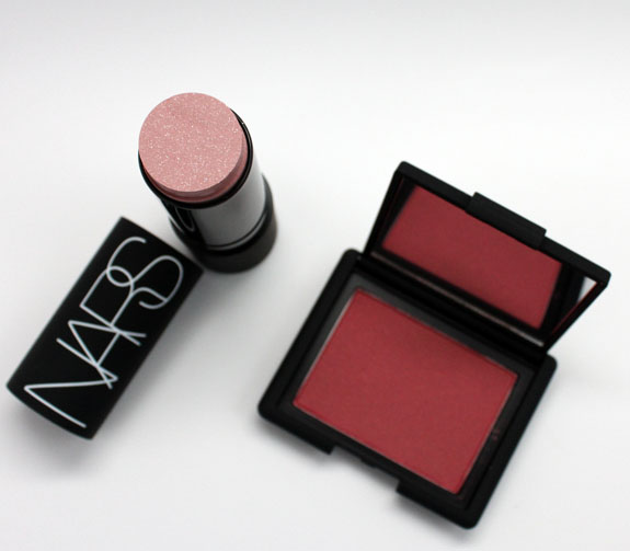 NARS Undress Me and Outlaw 2