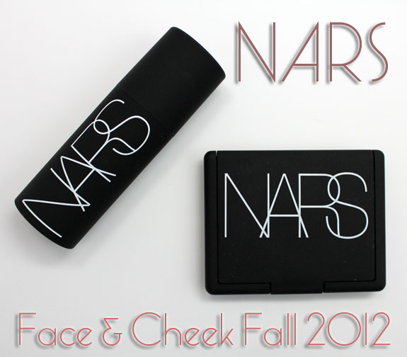 NARS Undress Me and Outlaw NARS Undress Me & Outlaw Blush for Fall 2012 Swatches & Review