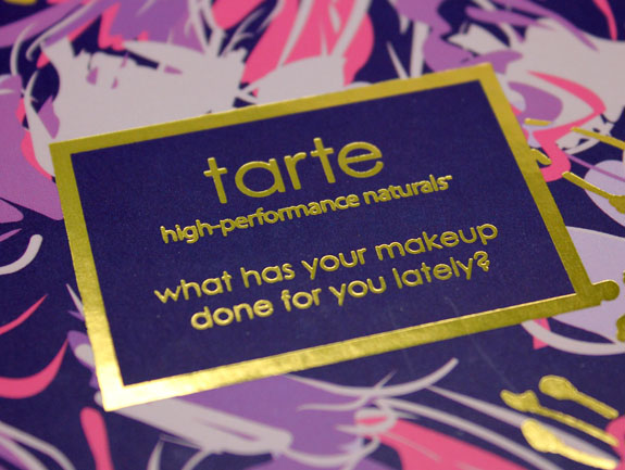 Tarte QVC Exclusive 2