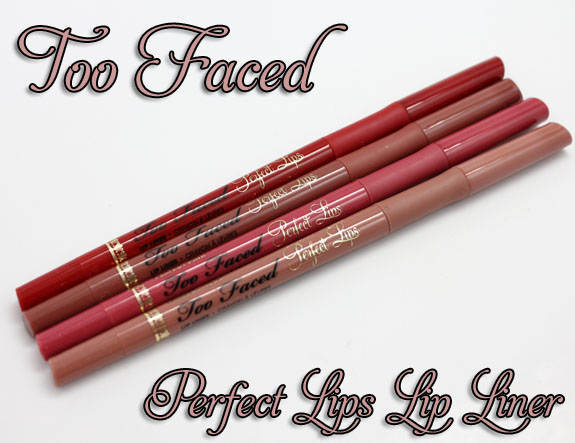 Too Faced Perfect Lips Lip Liner