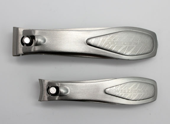 Tweezerman Etched Zebra Clipper Set