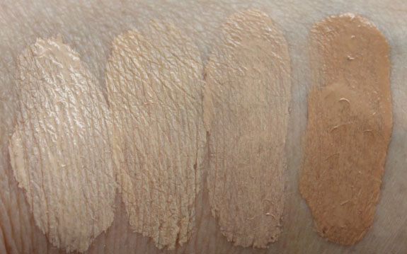 Urban Decay Naked Skin Swatches Urban Decay Naked Skin for Fall 2012 Swatches, Photos & Review