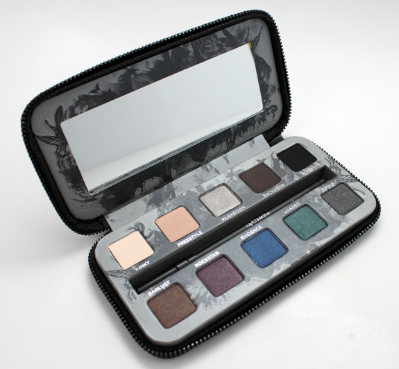 Urban Decay Smoked Eyeshadow Palette 2