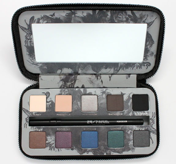 Urban Decay Smoked Eyeshadow Palette 3