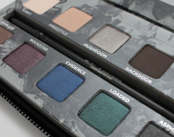 Urban Decay Smoked Eyeshadow Palette 5