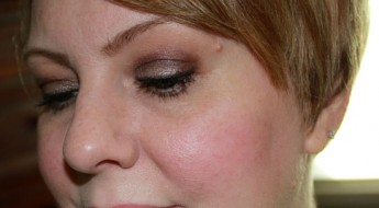 Urban Decay Smoked Palette Look