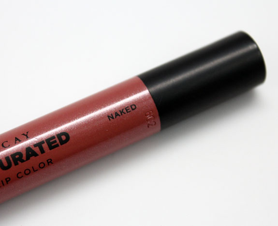 Urban Decay Super Saturated High Gloss Lip Color in Naked 2