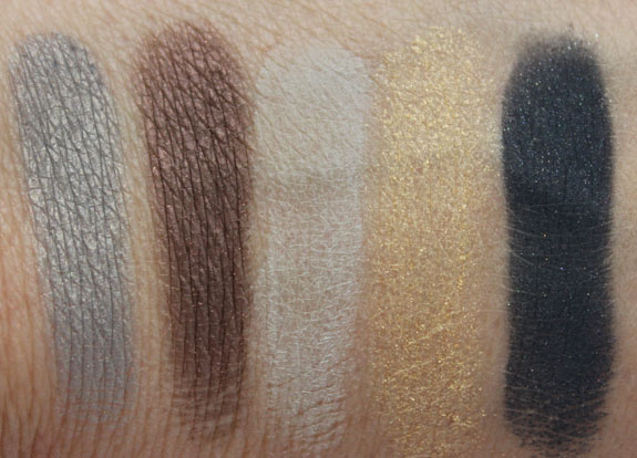 Buxom Color Choreography Eyeshadow Hip Hop Swatches