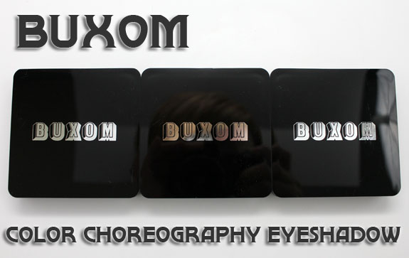 Buxom Color Choreography Eyeshadow Buxom Color Choreography Eyeshadows Swatches, Photos & Review
