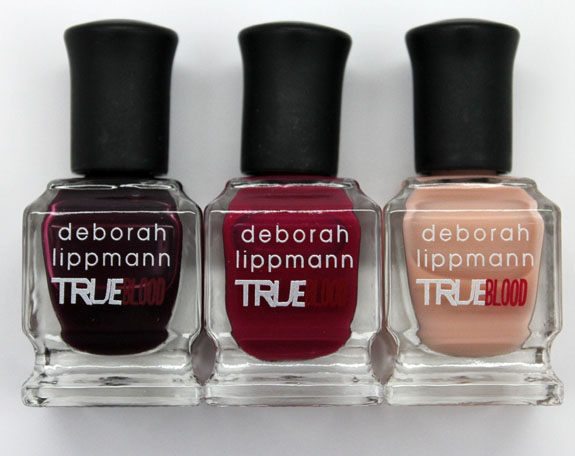 Deborah Lippmann Bad Things Mini Nail Lacquer Trio 3