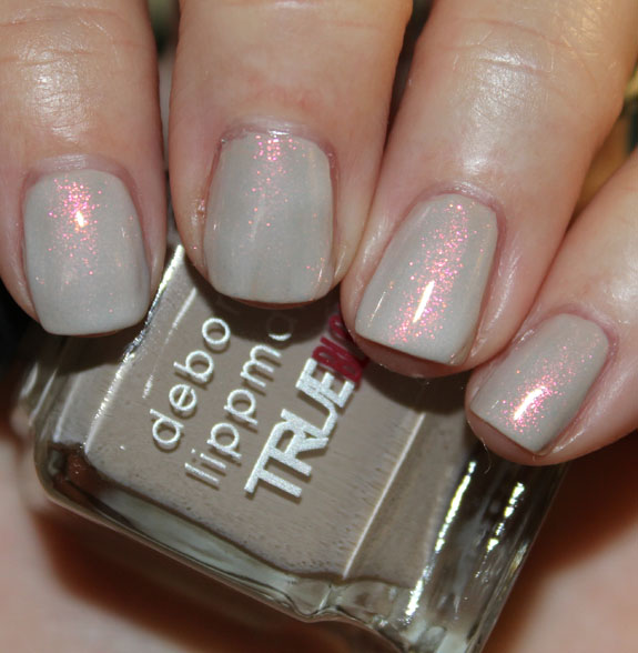 Deborah Lippmann Fairydust over Human Nature