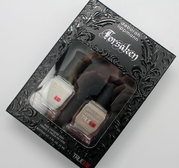 Deborah Lippmann Sookie Sookie True Blood Set Deborah Lippmann Sookie Sookie True Blood Set Swatches, Photos & Review