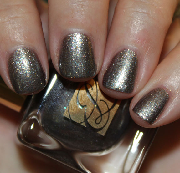 Estee Lauder Metal Mania Pure Color Nail Lacquer Collection for Fall ...