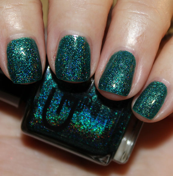 Glitter Gal Teal Green