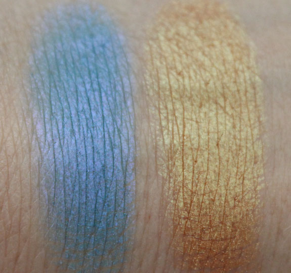 Kat Von D Shade Shifter Eyeshadow Swatches 2