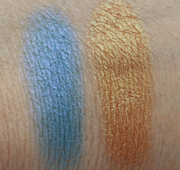 Kat Von D Shade Shifter Eyeshadow Swatches