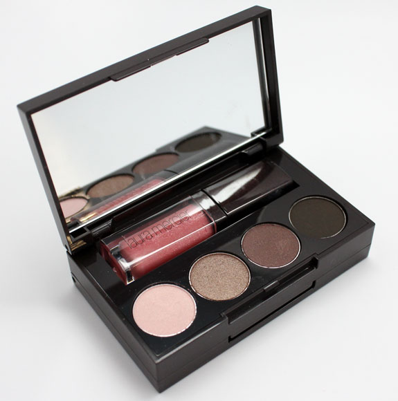 Laura Mercier Colour to Go Palette 2 Laura Mercier Colour to Go Palette for Holiday 2012 Swatches, Photos & Review