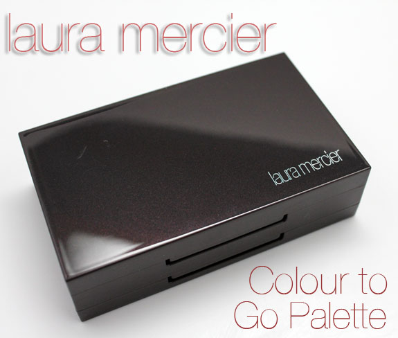 Laura Mercier Colour to Go Palette Laura Mercier Colour to Go Palette for Holiday 2012 Swatches, Photos & Review